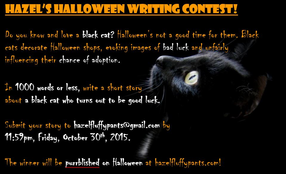 halloween writing contest halloween - Halloween Short Story Contest