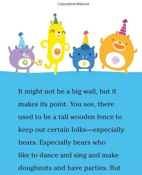 Super Happy Party Bears Excerpt